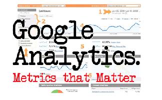 Google Analytics: Metrics That Matter
