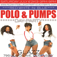 "RED - WHITE - BLUE ""POLO & PUMPS"" DAY PARTY"