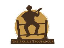 The Prairie Troubadour  logo