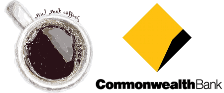 NSW Girl Geek Coffees July Meetup @ Commonwealth Bank...