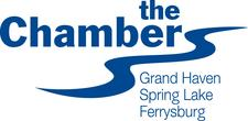 The Chamber of Commerce Grand Haven, Spring Lake, Ferrysburg logo