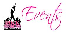 Rock Your Life Events | New Zealand logo