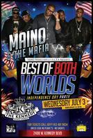 @MainoHustleHard & The Mafia #Live #WedJuly3rd...