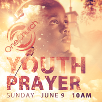 Youth Prayer for the Summer
