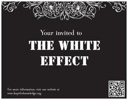 The White  Effect Party
