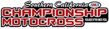 Southern California AMA Championship Motocross Series logo