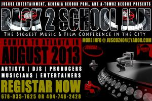 BACK 2 SCHOOL JAM & SCHOOL SUPPLIES DRIVE #MUSIC #AUMA #COMMUNITY