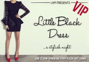 Little Black Dress ... A Stylish Night. Personal...