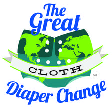Great Cloth Diaper Change logo