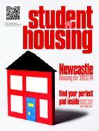 Student Housing Magazine Launch 2013