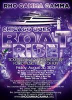 Rho Gamma Gamma Que Boat Cruise 2013