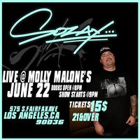Sozay Live at Molly Malone's