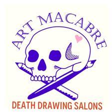 Art Macabre  logo