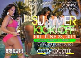 Summer Kick Off (Ladies Free)