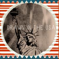 DRAWN IN THE USA! Art Macabre Drawing Salon