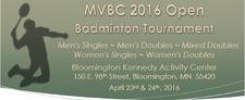 Minnesota Vietnamese Badminton Club logo