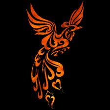 The Phoenix Firewalk logo
