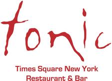 Tonic Bar & Restaurant - Times Square logo