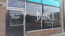 Duet Dance Studio logo