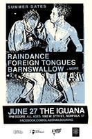 Raindance / Foreign Tongues / Barnswallow / Safeplace