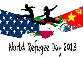 UN Association of SF - Lectures Series: Refugee Day