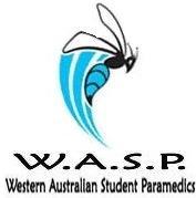 Western Australian Student Paramedics logo