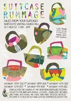 Suitcase Rummage - MELBOURNE!
