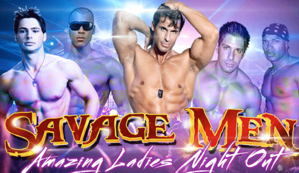 Savage Men Male Revue - New York, NY