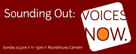 Sounding Out: Voices Now 1-to-1 with Michaela Haslam