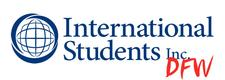 International Students Inc. North Texas logo