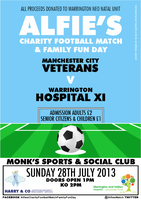 Alfie's Charity Football Match & Family Fun Day