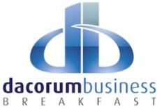 Dacorum Business Breakfast logo