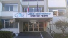 """Liceo Scientifico Statale """"E. Fermi"""" di Aversa logo"""