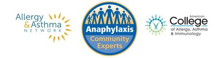 Nationwide Anaphylaxis Community Expert Volunteer Progr...