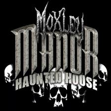 Moxley Manor Haunted House logo