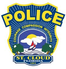 St. Cloud Police Department logo