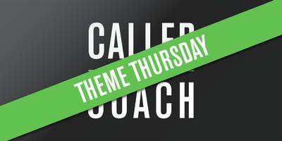 Theme Thursday: Analytical