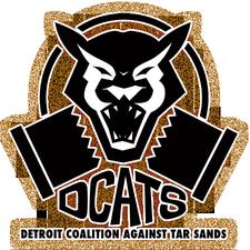 DCATS - Detroit Coalition Against Tar Sands logo