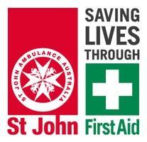 St John Ambulance Australia (VIC) logo