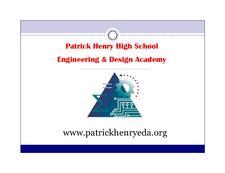 Patrick Henry Engineering & Computer Science Academy logo