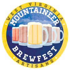 Valley Groove Productions dba Mountaineer Brewfest logo