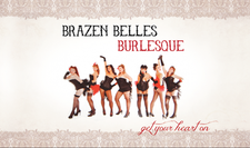 Brazen Belles Burlesque logo