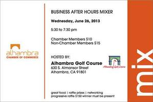 June Business After Hours Mixer
