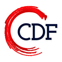 CDF: A Collective Action Initiative logo