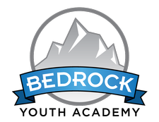 Bedrock Youth Academy logo