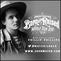 John Mayer at First Midwest - Bus Trip