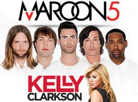 Maroon 5 at First Midwest - Bus Trip