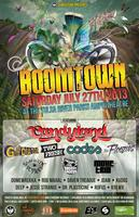 BOOMTOWN Arts & Music Showcase