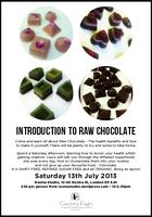 An Introduction To Raw Chocolate