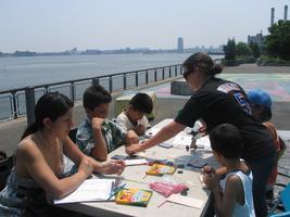 Solar One Family Day: Eco-Art
